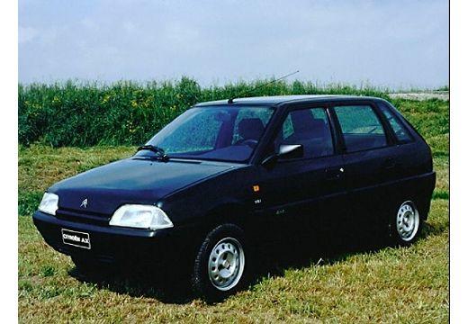 CITROEN AX I hatchback czarny przedni lewy