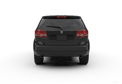 DODGE Journey I van tylny