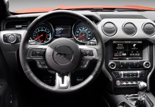 FORD Mustang Fastback I coupe tablica rozdzielcza