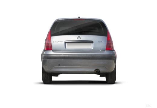 CITROEN C3 I hatchback tylny
