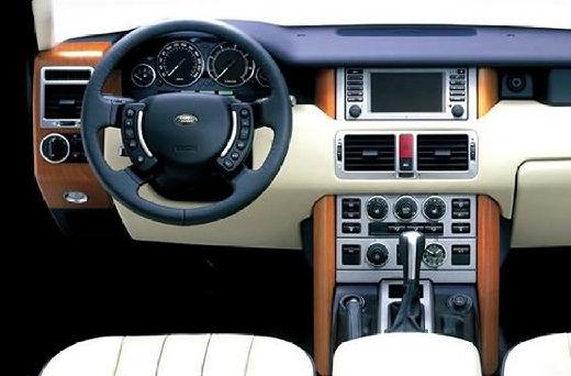 LAND ROVER Range Rover III kombi tablica rozdzielcza