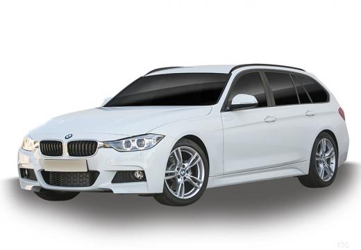 BMW Seria 3 Touring F31 I kombi biały