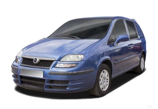 FIAT Ulysse III van niebieski jasny przedni lewy