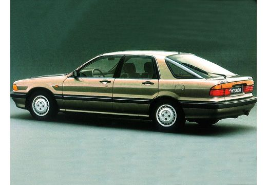 MITSUBISHI Galant Hatchback I