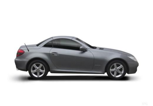 MERCEDES-BENZ Klasa SLK roadster boczny prawy