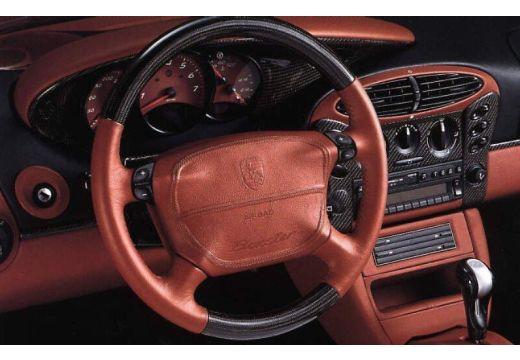 PORSCHE Boxster 986 roadster tablica rozdzielcza