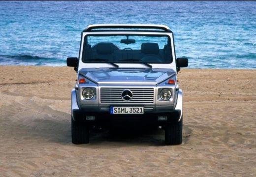 MERCEDES-BENZ G 400 CDI Kombi 463 II 4.0 250KM (diesel)