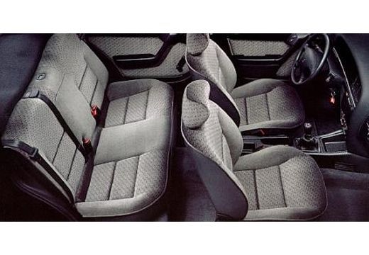 CITROEN Xantia II hatchback przestrzeń załadunkowa