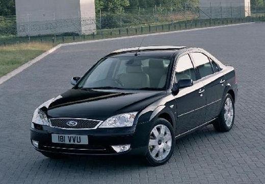 FORD Mondeo V sedan czarny przedni lewy