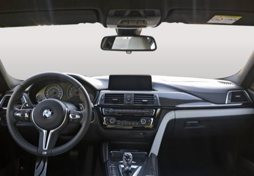 BMW Seria 3 F30/F80 sedan tablica rozdzielcza