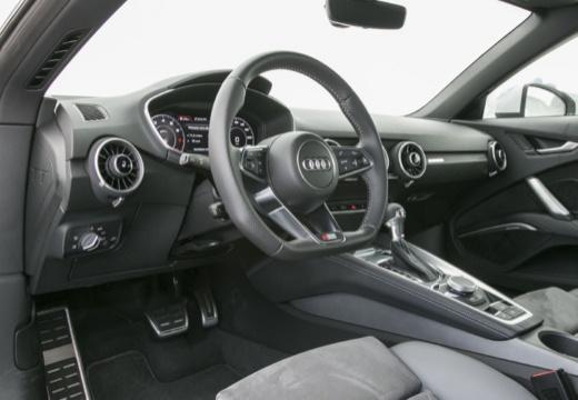 AUDI TT III roadster tablica rozdzielcza