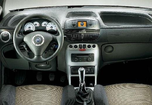 FIAT Punto 1.2 8V Active Hatchback II 1.3 60KM (benzyna)