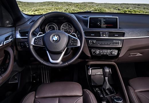 BMW X1 X 1 F48 I kombi tablica rozdzielcza