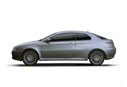 ALFA ROMEO GT coupe boczny lewy