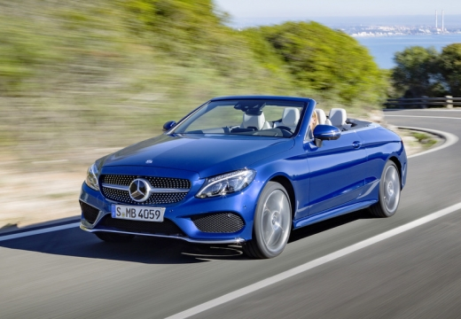 MERCEDES-BENZ C 400 4-Matic Kabriolet 9G-Tronic A 205 3.0 333KM (benzyna)