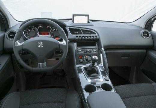 PEUGEOT 3008 hatchback tablica rozdzielcza