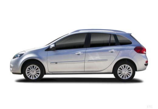 RENAULT Clio III Grandtour II kombi boczny lewy