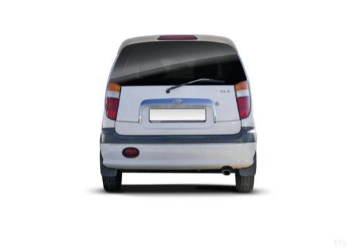 HYUNDAI Atos Prime II hatchback tylny