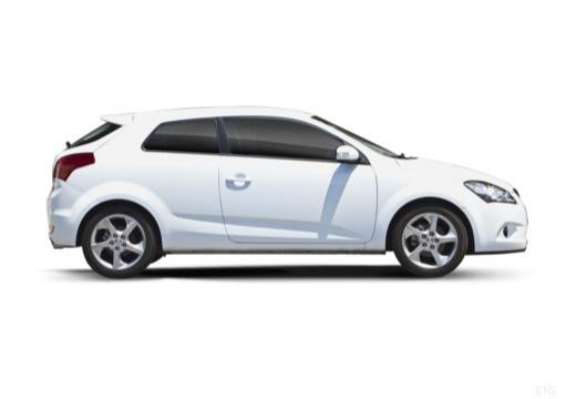 KIA Ceed Proceed III hatchback boczny prawy