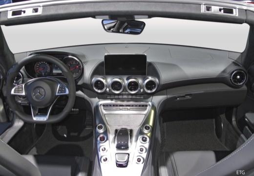 MERCEDES-BENZ Mercedes AMG GT roadster tablica rozdzielcza