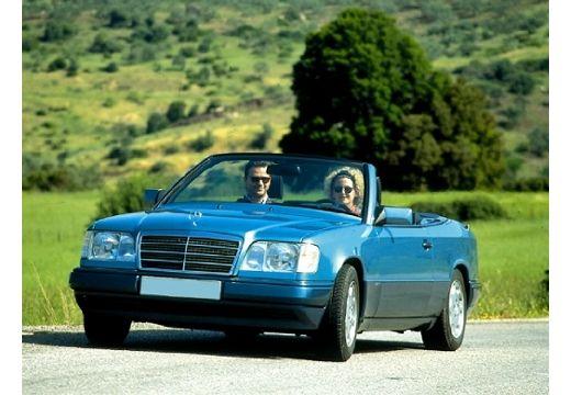 MERCEDES-BENZ E 220 Kabriolet Cabrio 124 2.2 150KM (benzyna)