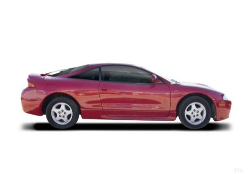 MITSUBISHI Eclipse III coupe boczny prawy