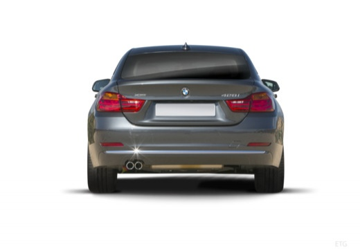 BMW Seria 4 Gran Coupe F36 I hatchback tylny