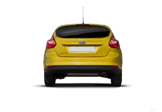 FORD Focus V hatchback tylny