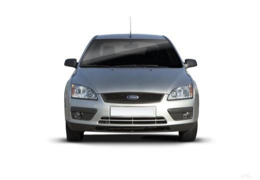FORD Focus III sedan silver grey przedni