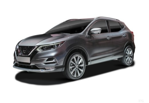 NISSAN Qashqai 1.2 DIG-T Acenta Xtronic Hatchback IV 115KM (benzyna)