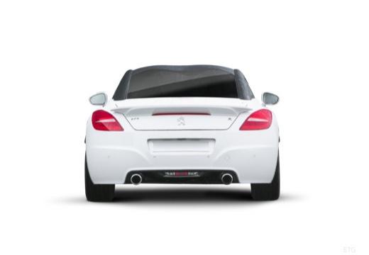 PEUGEOT RCZ II coupe tylny
