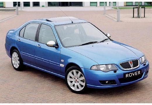 ROVER 45 sedan niebieski jasny przedni prawy