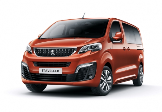 PEUGEOT Traveller 1.6 BlueHDi Long Business Kombi mpv I 115KM (diesel)