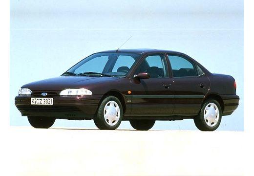 FORD Mondeo 1.8 TD CLX Sedan I 90KM (diesel)