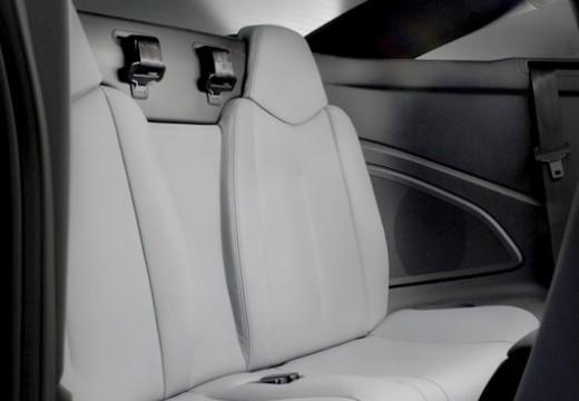 PEUGEOT RCZ coupe wnętrze