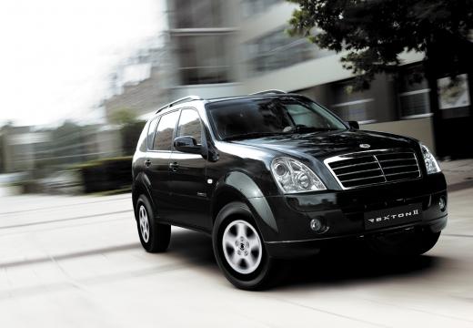 SSANG YONG Rexton 270 XDi Premium Kombi II 2.7 165KM (diesel)