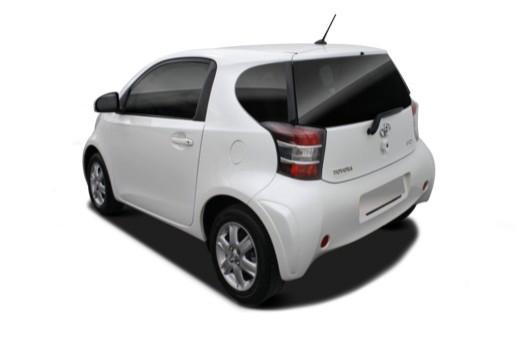 Toyota iQ I hatchback tylny lewy