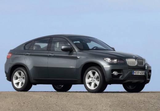 BMW X6 X 6 E71 hatchback szary ciemny przedni prawy