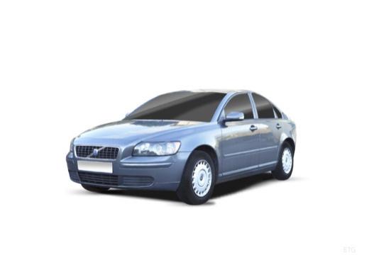 VOLVO S40 IV sedan niebieski jasny przedni lewy
