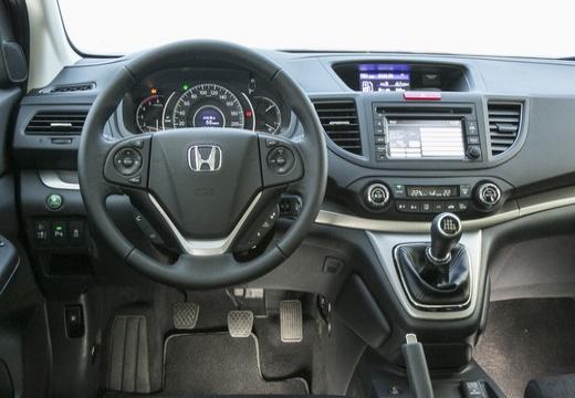 HONDA CR-V kombi biały tablica rozdzielcza
