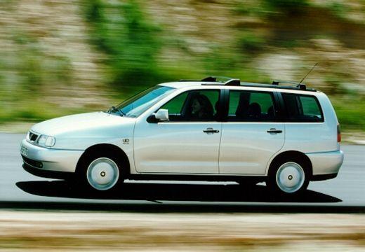 SEAT Cordoba Vario 1.6 SE Safety Kombi I 75KM (benzyna)