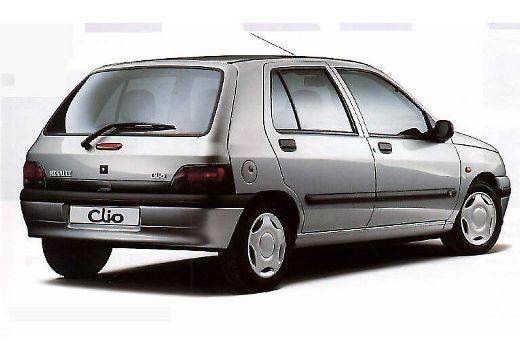 RENAULT Clio hatchback tylny prawy