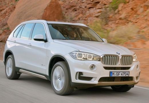 BMW X5 X 5 F15 kombi biały przedni prawy