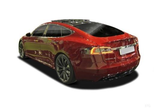 TESLA Model S hatchback tylny lewy