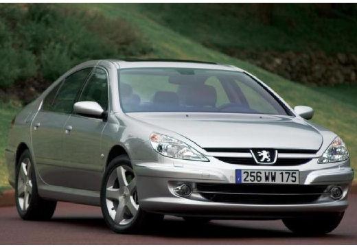 PEUGEOT 607 2.2 Platinum Sedan II 2.3 163KM (benzyna)