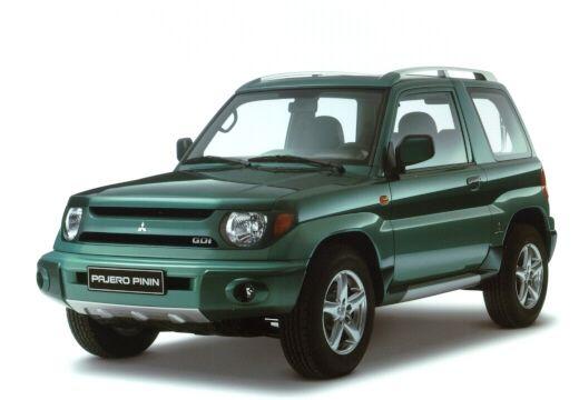 MITSUBISHI Pajero Pinin 1.8 2-kolory Kombi I 1.9 114KM (benzyna)