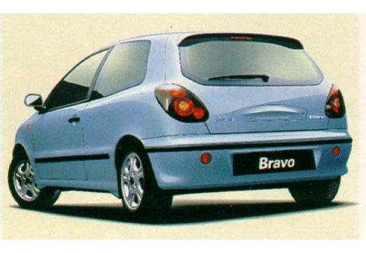 FIAT Bravo hatchback tylny lewy