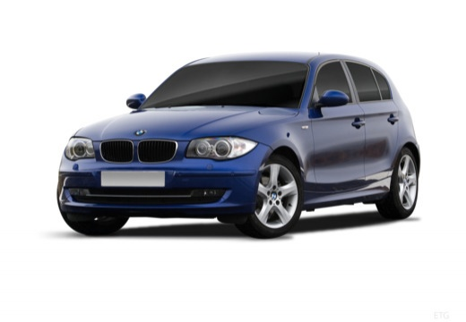 bmw 120i hatchback e87 ii 2 0 170km 2007. Black Bedroom Furniture Sets. Home Design Ideas