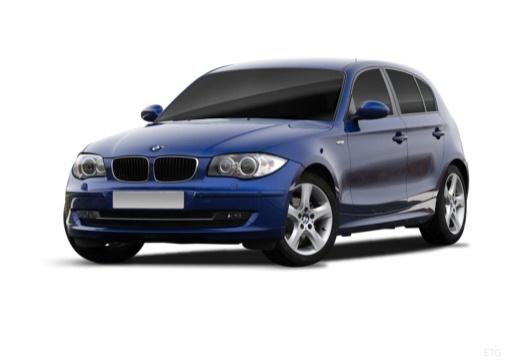 BMW Seria 1 E87 II hatchback przedni lewy