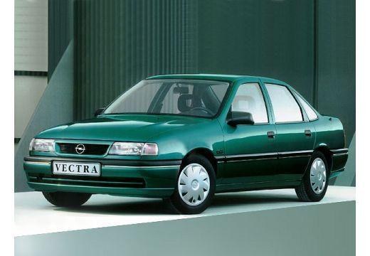 OPEL Vectra sedan zielony przedni lewy